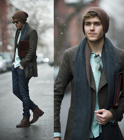 Changing Seasons: Dressing for the Weather